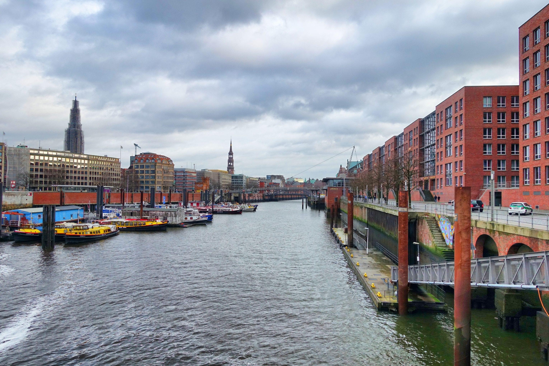 Hamburg im Dezember
