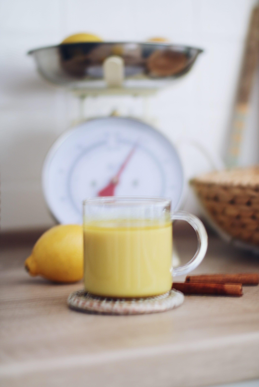 Goldene Milch – (m)ein neuer Zaubertrank