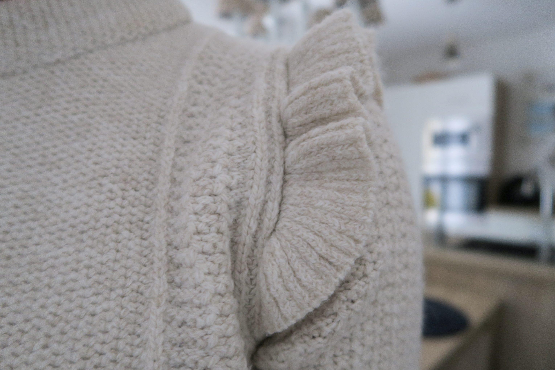 My favorite sweater in december