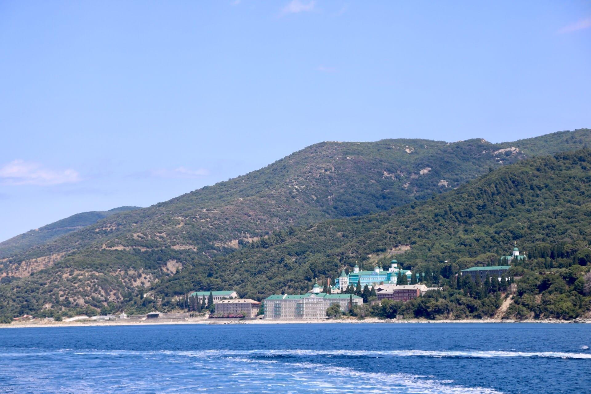 Kloster Berg Athos