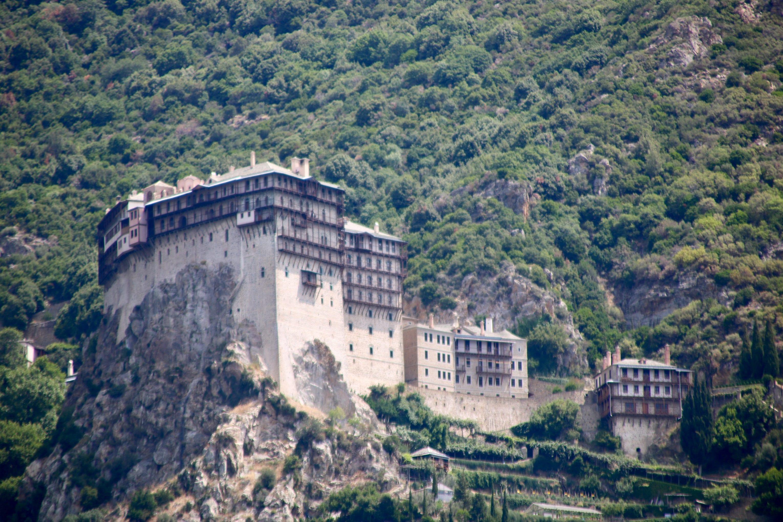Griechenland Athos