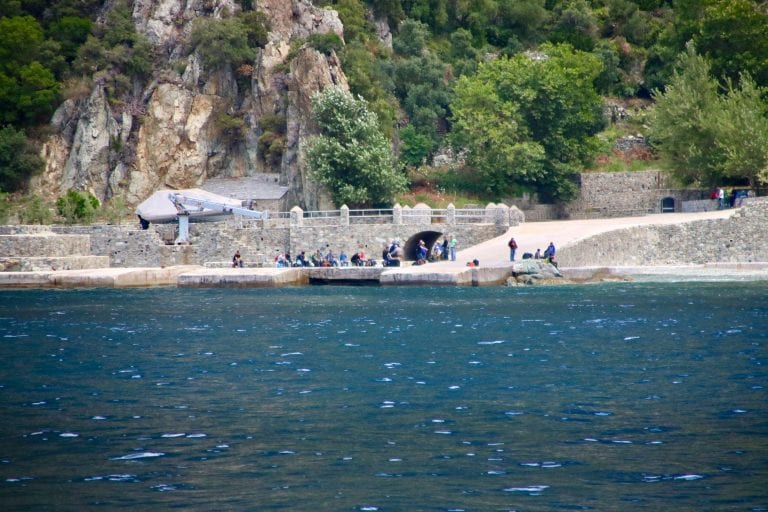 Pilger Berg Athos