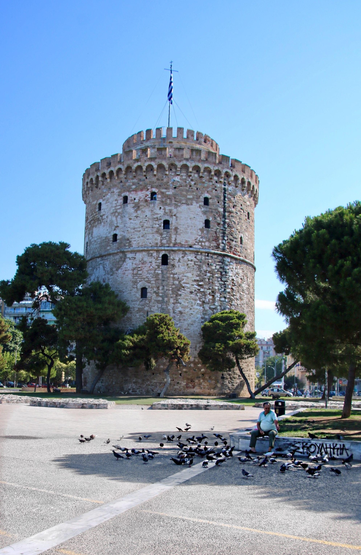 Weißer Turm von Thessaloniki