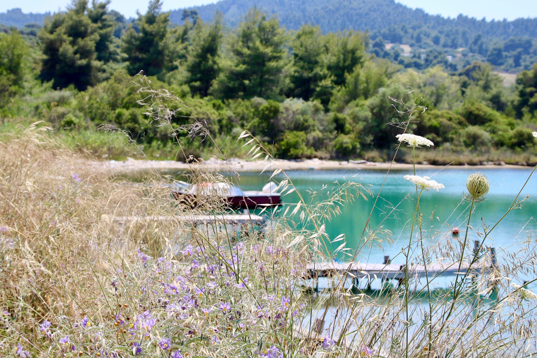 Lagoon Glarokampos