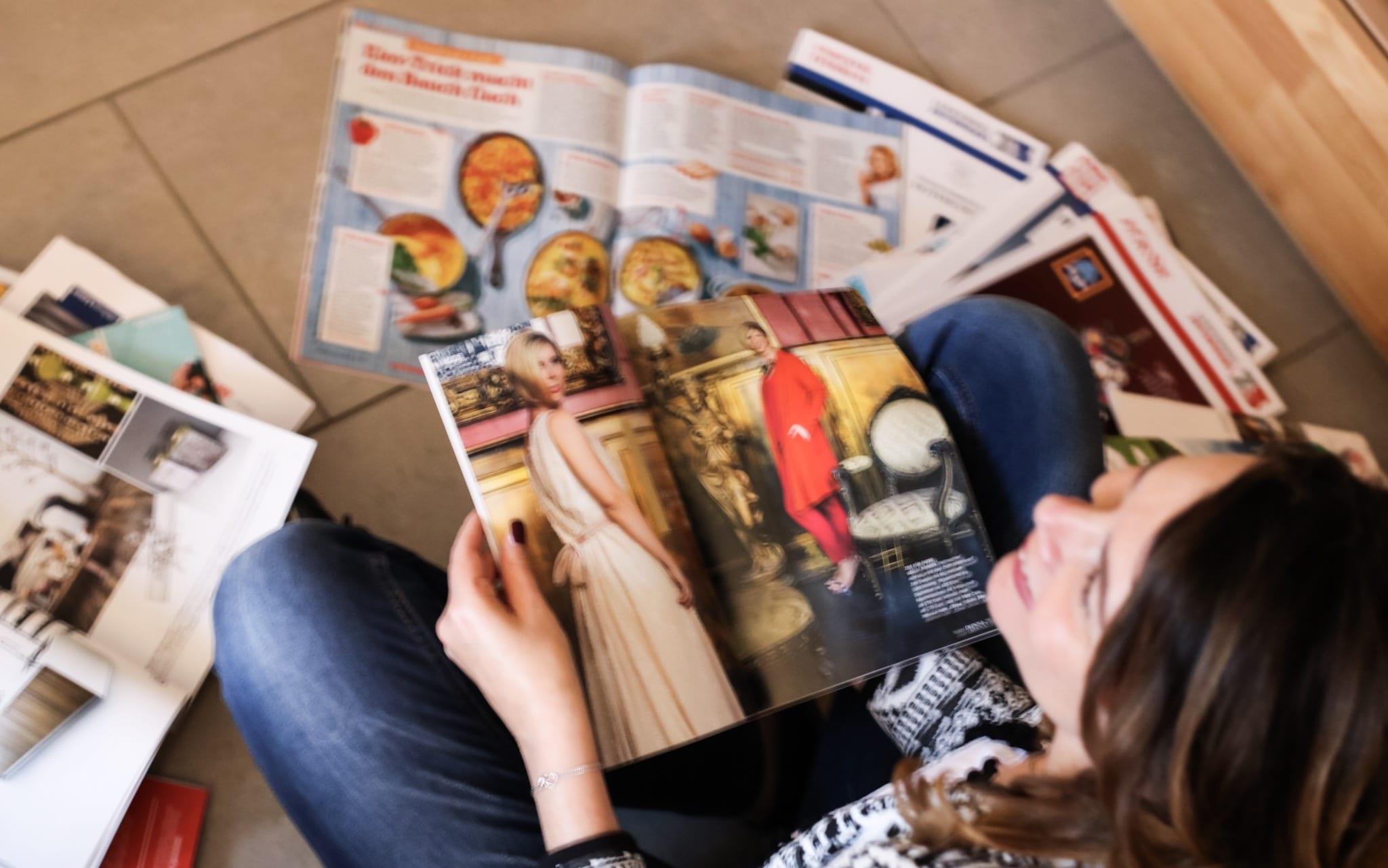 Zeitschriften-Liebhaber aufgepasst: Gewinne einen von drei Lesezirkel Gutscheinen im Wert von je 50 Euro!