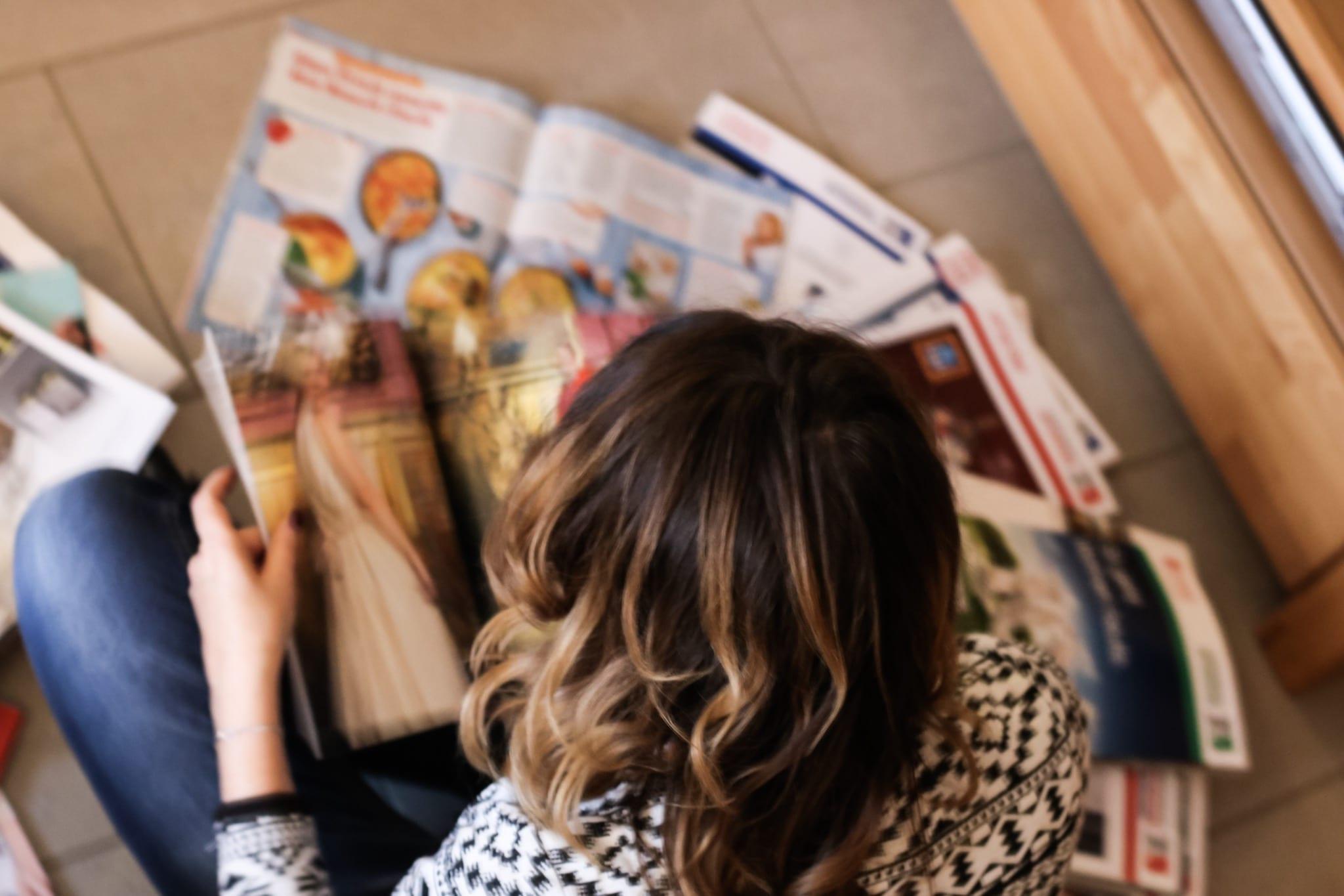 Zeitschriften-Liebhaber aufgepasst: Gewinne einen von drei ...