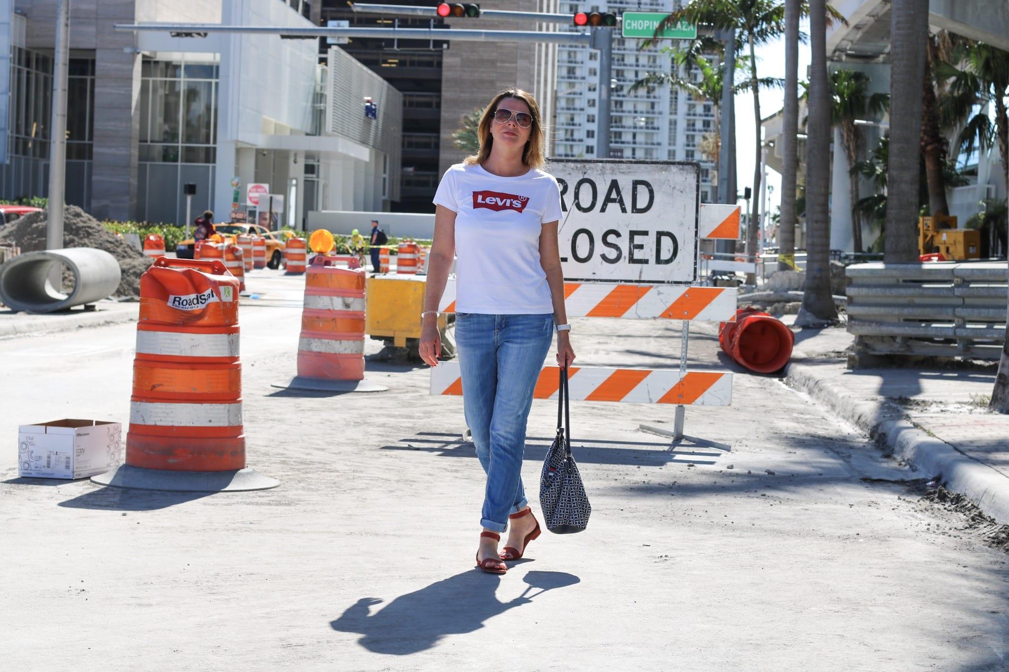 Frau Schirra bloggt in Florida