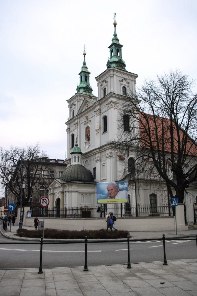Polen im Januar