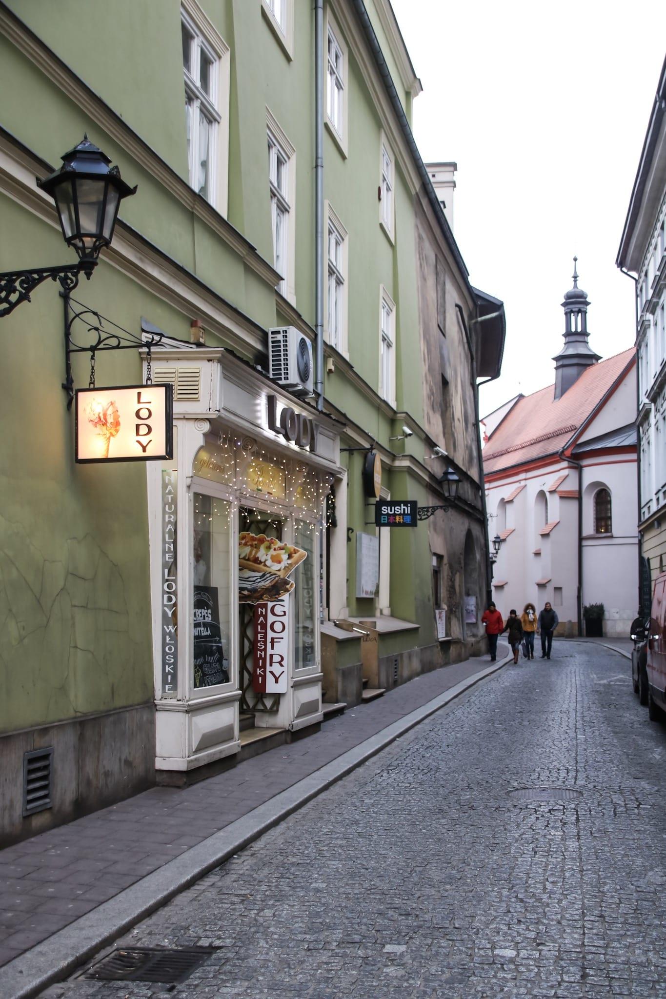 Kurztrip nach Krakau