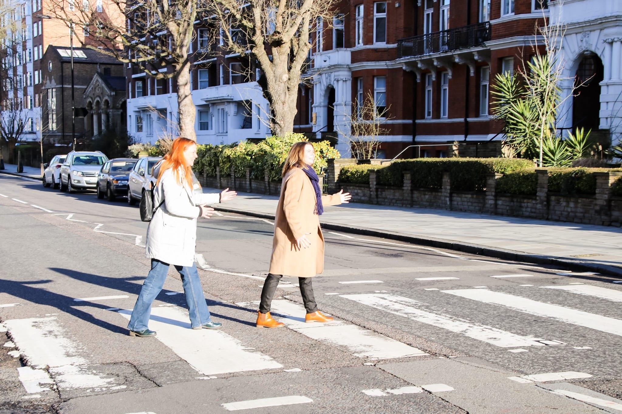 Saarland Bloggerin in London
