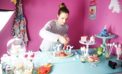 Evelyn im Tortenland – Zu Besuch im süßen Wunderland