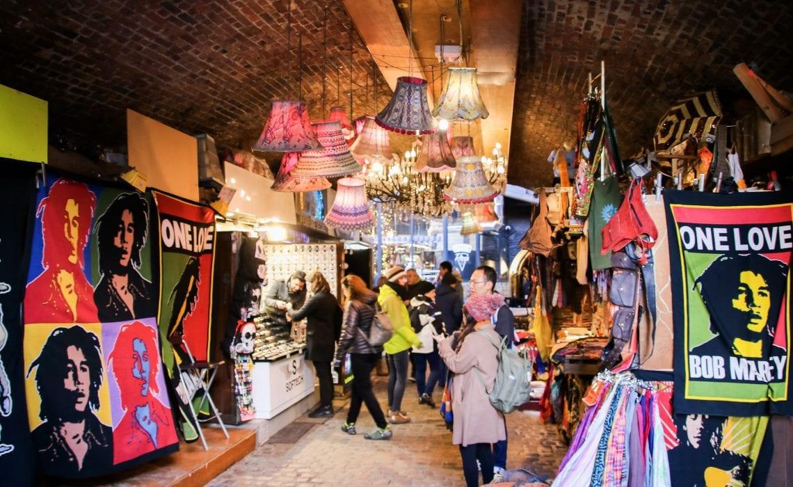 Camden Market Läden
