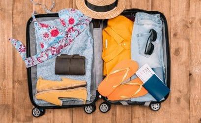 Nur Handgepäck erlaubt? – Kein Problem!
