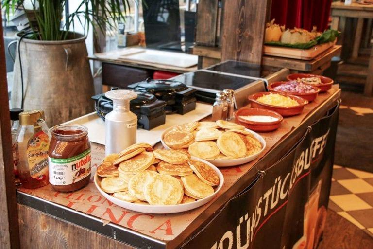 Frühstücken in Saarbrücken