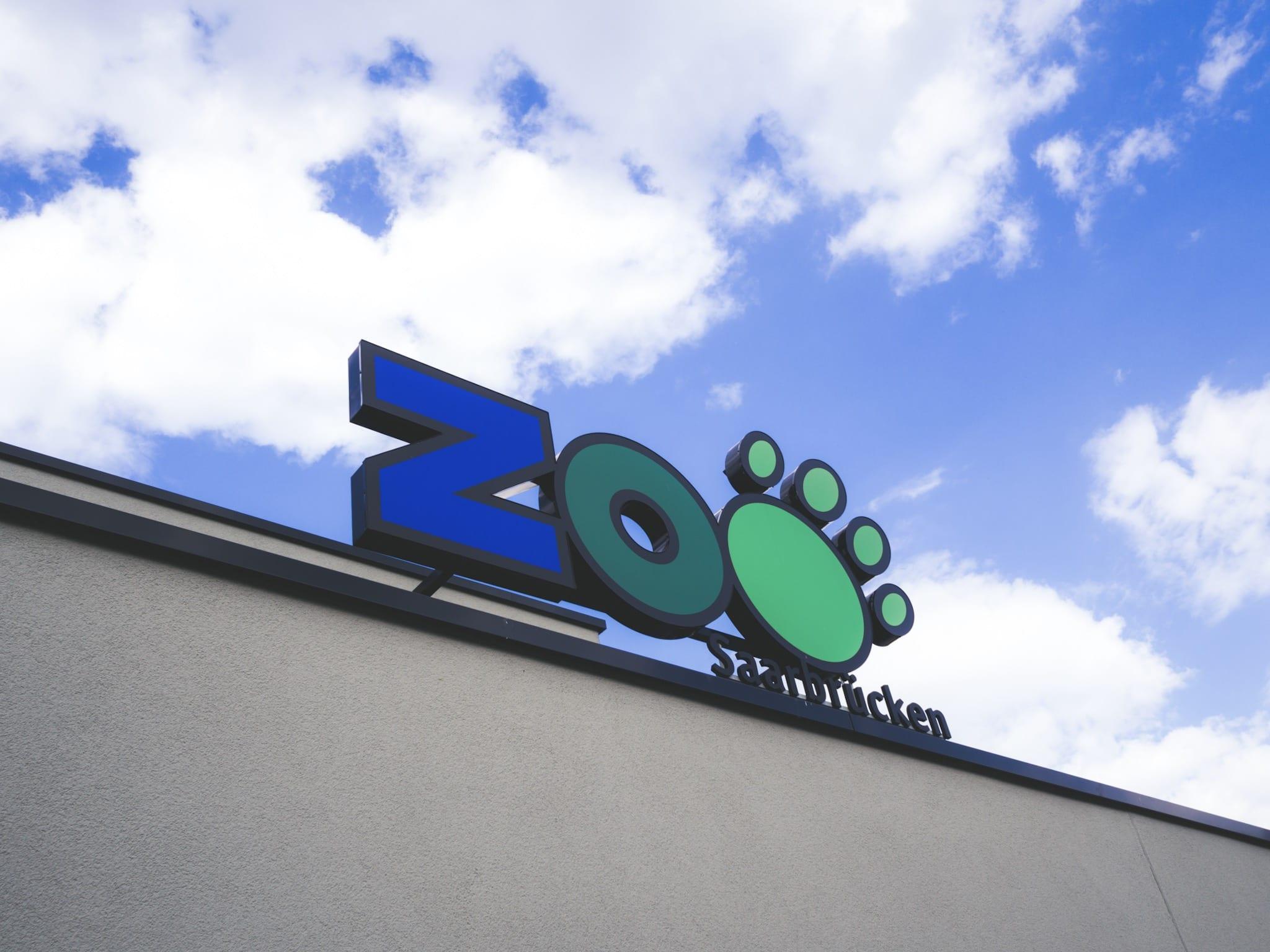 Logo Saarbrücker Zoo