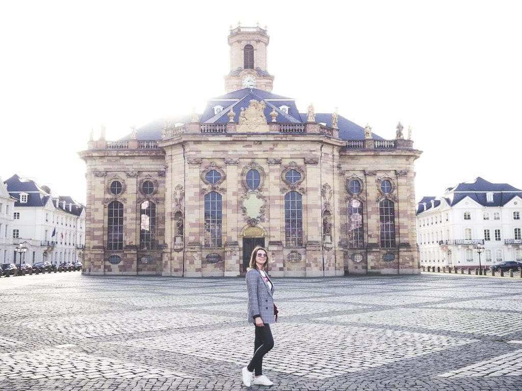 Sehenswürdigkeiten in Saarbrücken