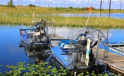 Airboat Tour – Auge in Auge mit dem Alligator