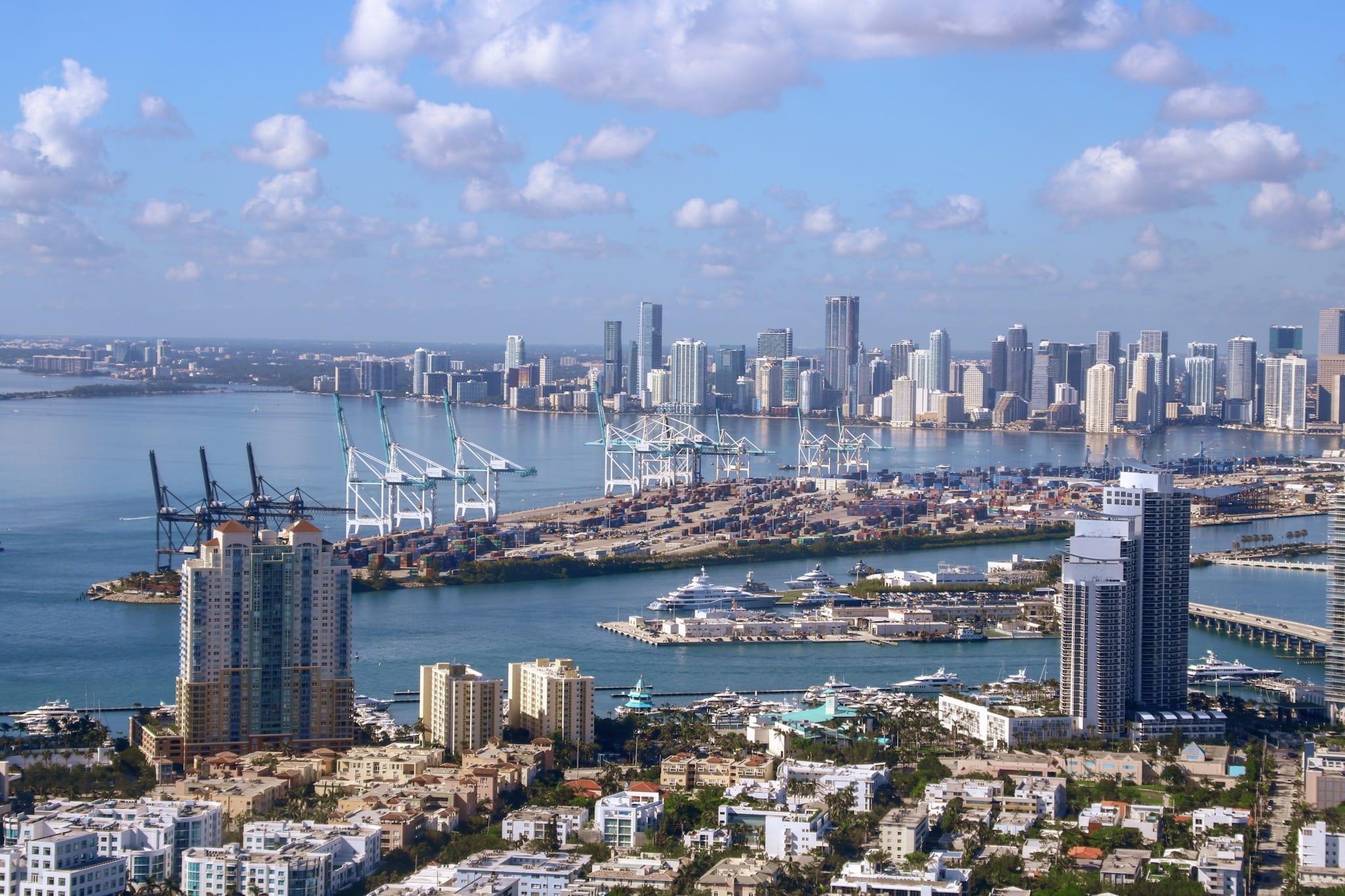 Miami Helikopter Rundflug