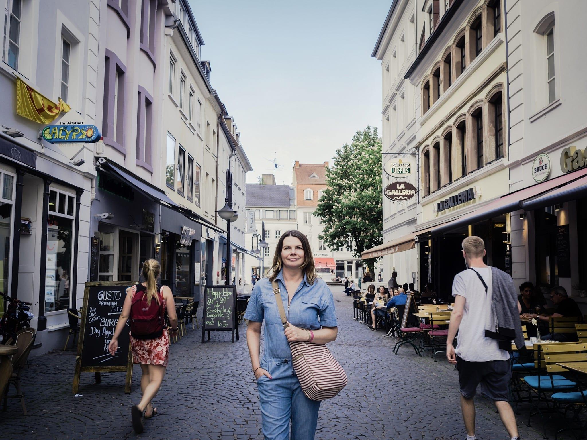 Frau Schirra bloggt
