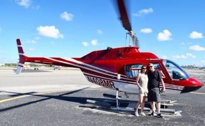 Miami Helicopter Tours – Ein Hubschrauberrundflug über Miami