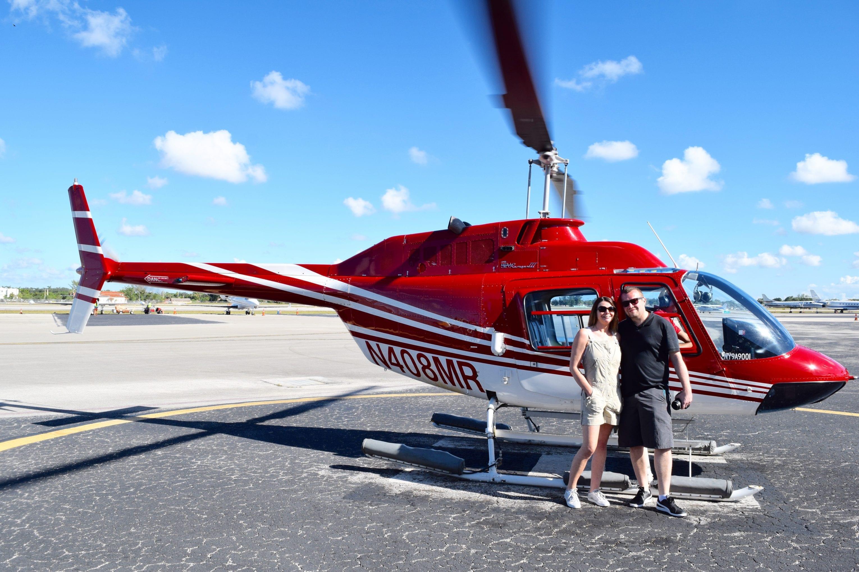 miami helikoptertour