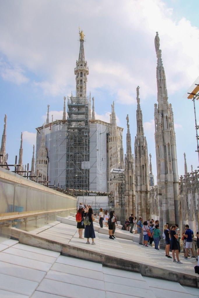 24 Stunden in Mailand