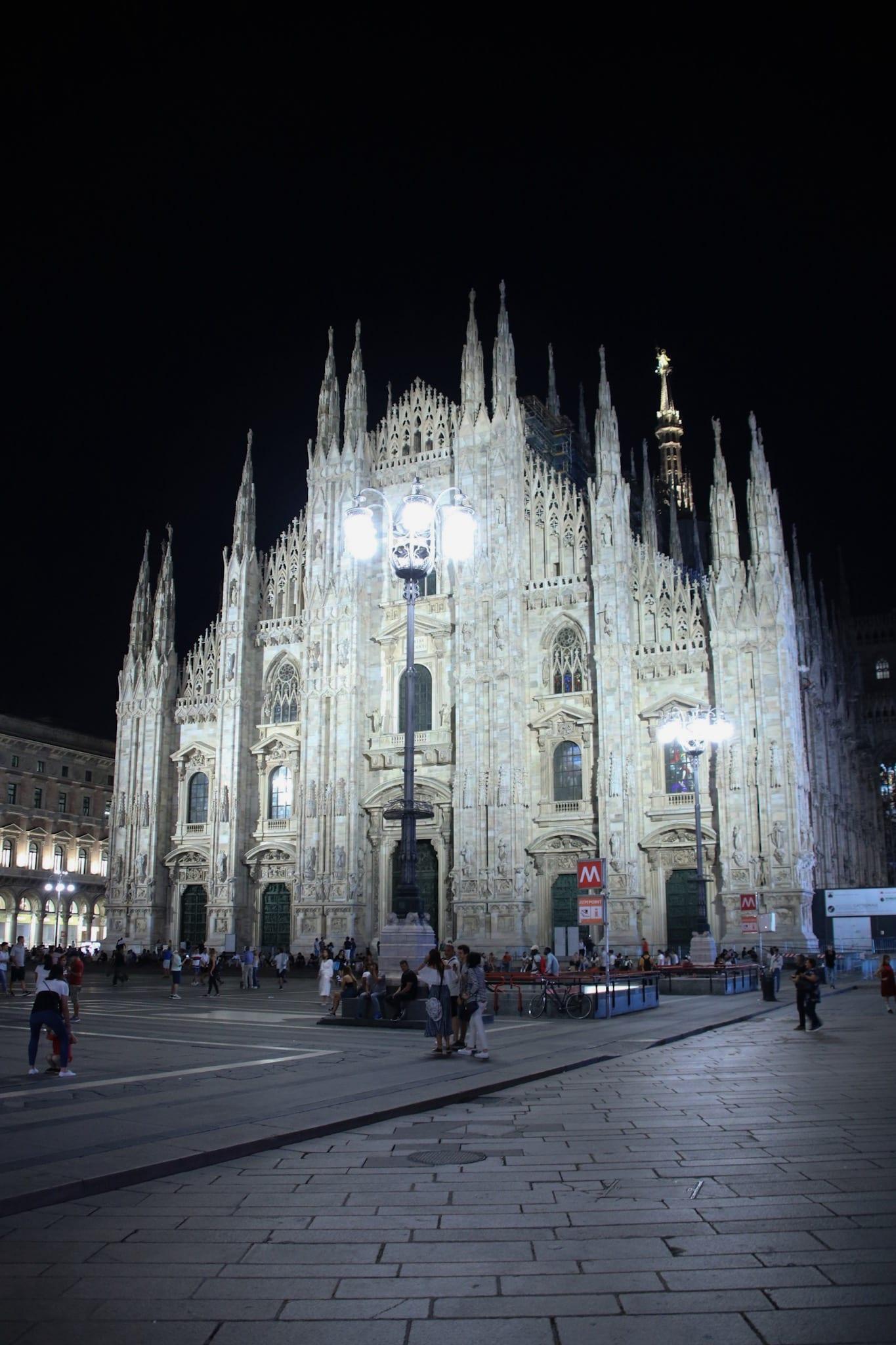 ein perfekter Tag in Mailand