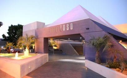 Hotel ZOSO in Palm Springs, USA im Test