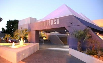 Hotel ZOSO in Palm Springs, USA im Test