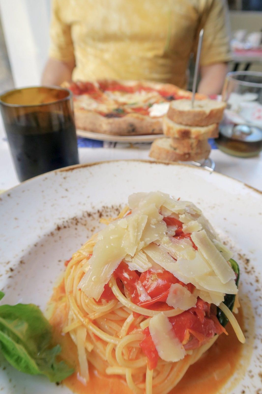 Restaurant in Mailand
