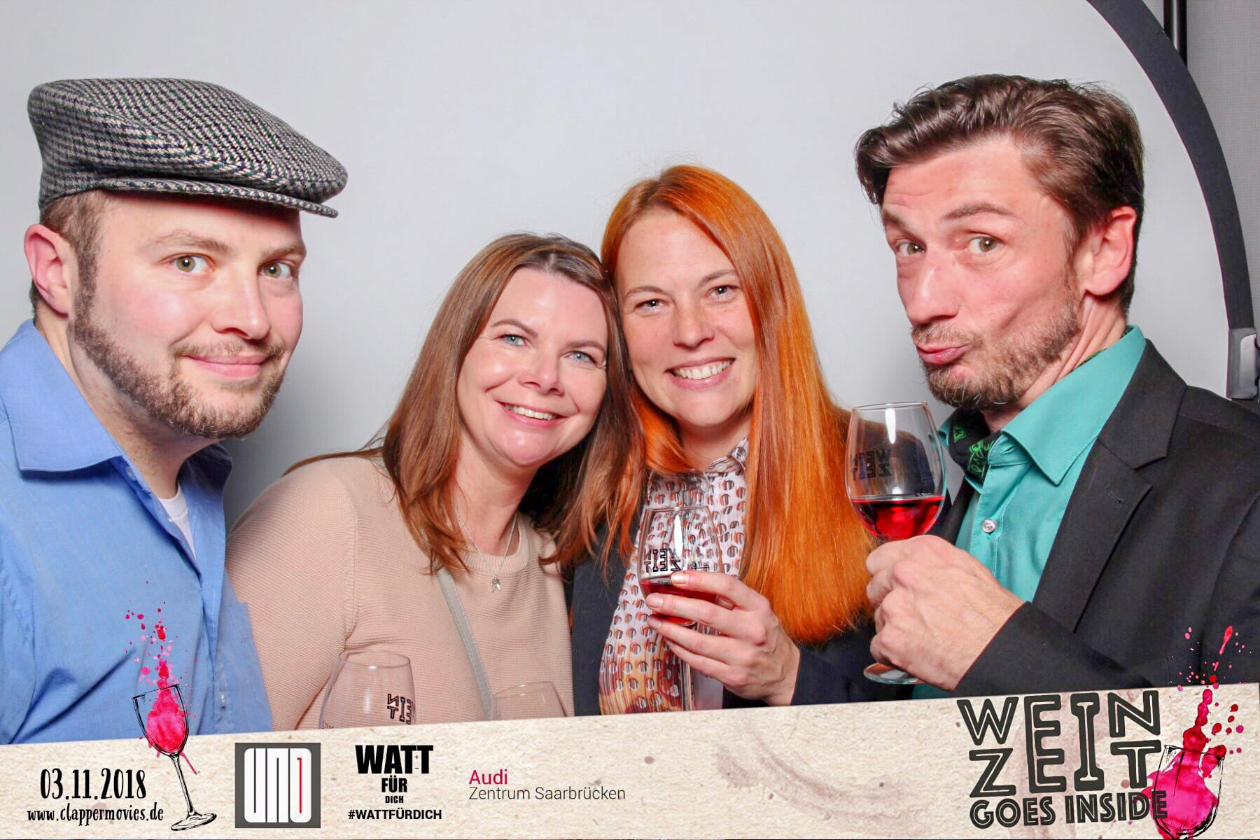 Weinmesse Saarbrücken