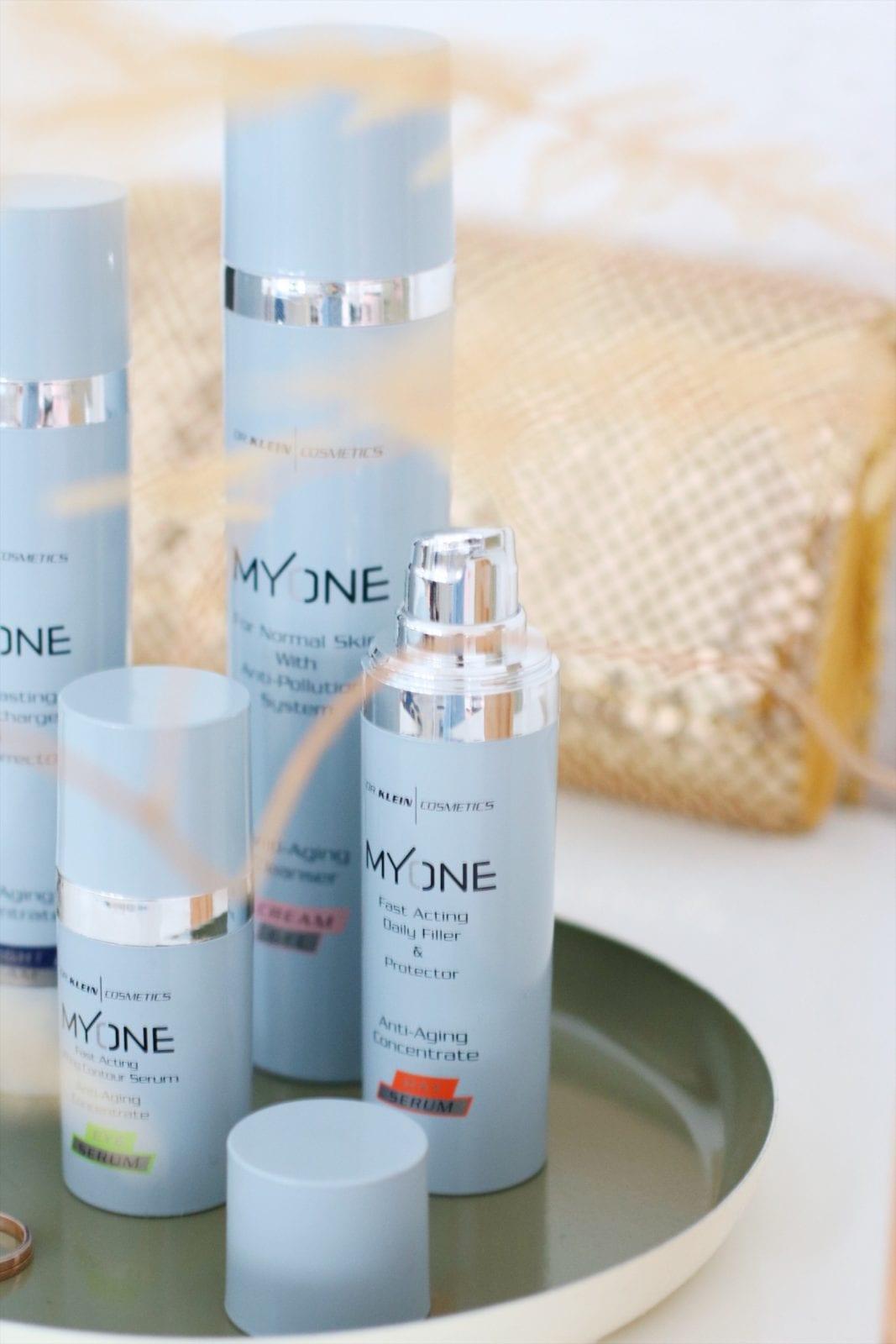 Moderne Hautpflege