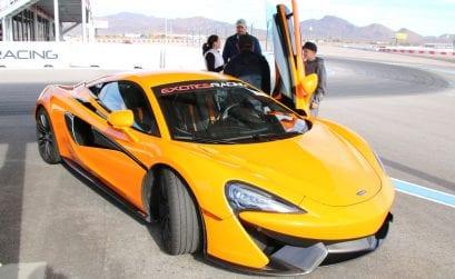 Exotics Racing in Las Vegas – Wie reiche Amerikaner dem Tempolimit trotzen!
