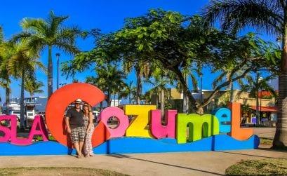 Cozumel – 30 Grad im Winter