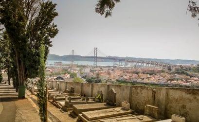 Cemitério dos Prazeres – Friedhof des Vergnügens – Lissabon