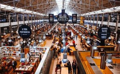 Mercado da Ribeira – Die Markthalle in Lissabon