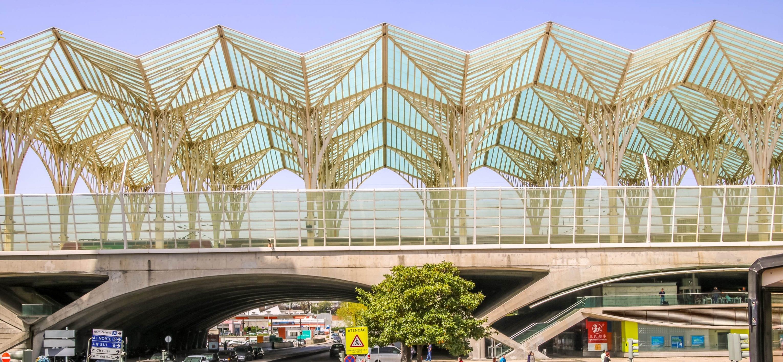 EXPO Bahnhof