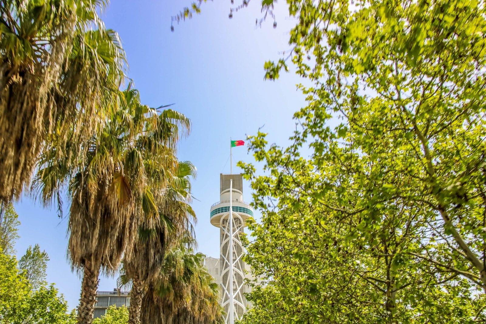 Vasco da Gama Turm