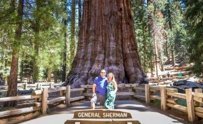 Sequoia-Nationalpark – Kalifornien, USA