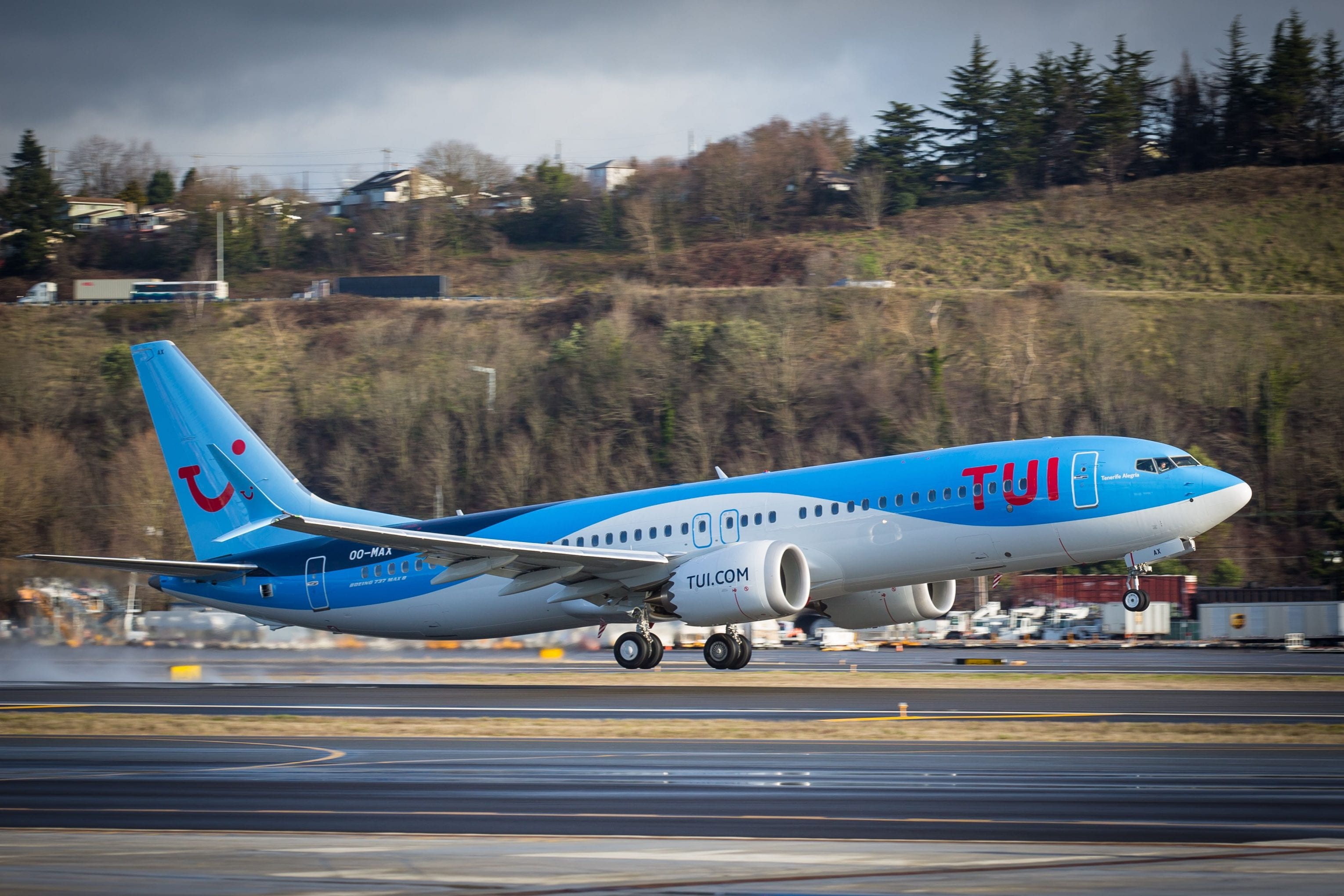 © TUI GROUP - Boeing 737 Max