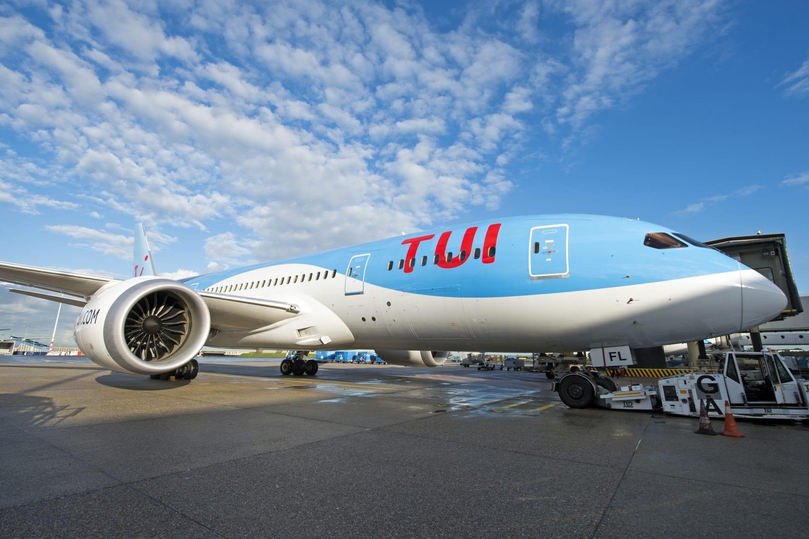 TUI NL Dreamliner