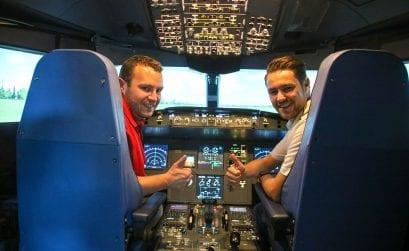 Aerotask A320 Simulator im Test