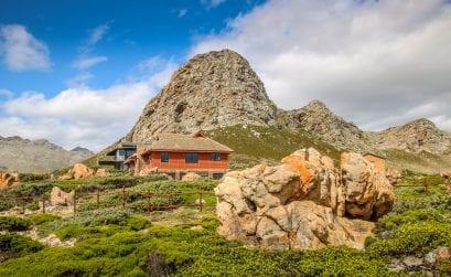 """Ferienhaus """"Rocky Point"""" in Rooi-Els – Südafrika"""