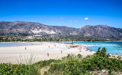 Elafonissi Beach auf Kreta – Griechenland