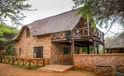 "Ferienhaus ""Giraffe Plains"" im Marloth Park – Südafrika"