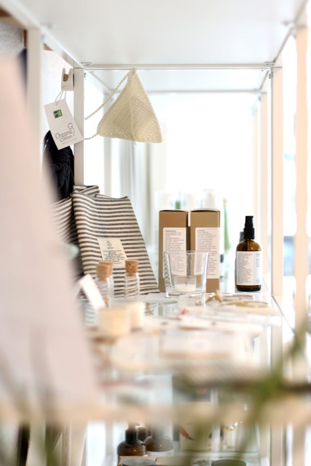 Organic Beauty Store & Spa in Saarbrücken