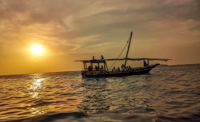 Sunset Drive – Dhow Bootstour in Nungwi (Sansibar)