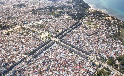 Als Sansibar die DDR anerkannte… Plattenbau in Sansibar