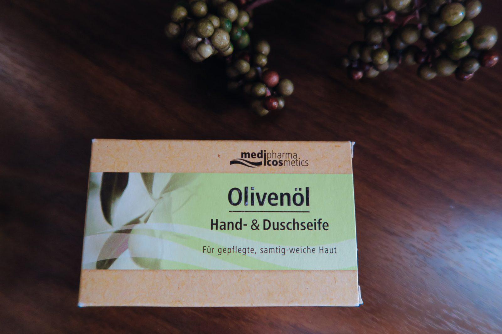 Kosmetik aus Olivenöl